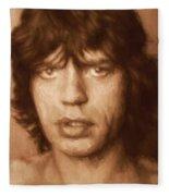Mick Fleece Blanket