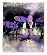 Mick Fleetwood Fleece Blanket