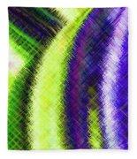 Micro Linear 12 Fleece Blanket