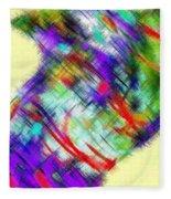 Micro Linear 20 Fleece Blanket