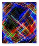 Micro Linear 21 Fleece Blanket