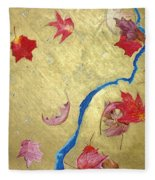 Midas Fall Fleece Blanket
