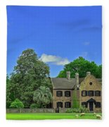 Middleton Place Plantation Fleece Blanket