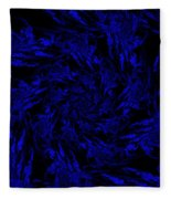 Midnight Journey  Fleece Blanket