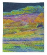 Midnight Magic Dream Fleece Blanket