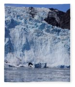 Mighty Holgate Glacier Fleece Blanket