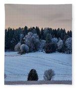 Mihari Fields  Fleece Blanket