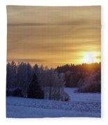Mihari Fleece Blanket