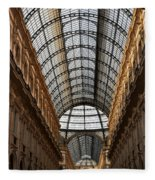 Milan Galleria 5 Fleece Blanket