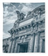 Milano Centrale II Fleece Blanket