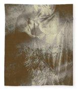 Mildew The Scarecrow Fleece Blanket