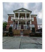 Miles Brewton House Fleece Blanket