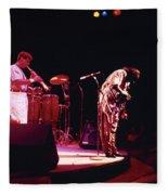 Miles Davis Image 8   Fleece Blanket