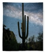 Milky Way 2 Fleece Blanket