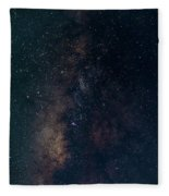 Milky Way Fleece Blanket