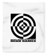 Mind Games 1se Fleece Blanket