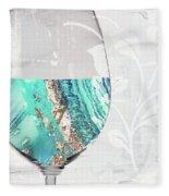 Mineral Water Fleece Blanket