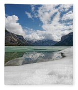 Minewanka View Fleece Blanket