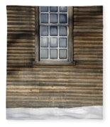 Minute Man National Historical Park In Lincoln Massachusetts Usa Fleece Blanket