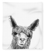 Miranda Fleece Blanket