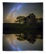 Mirror Universe  Fleece Blanket