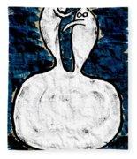 Misery Loves Company Fleece Blanket