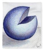 Missing Piece Fleece Blanket