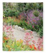 Mission Garden Fleece Blanket