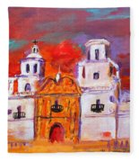Mission Impression II Fleece Blanket