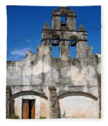 Mission San Jaun Capistrano Fleece Blanket