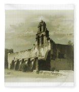Mission San Juan Fleece Blanket