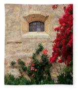 Mission Window Fleece Blanket