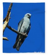 Mississippi Kite Fleece Blanket