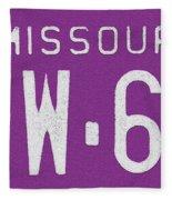 Missouri '78 Fleece Blanket