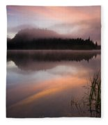 Misty Dawn Fleece Blanket