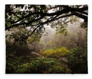 Misty Distance Fleece Blanket