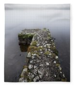 Misty Lough Erne Fleece Blanket