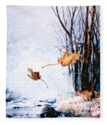 Misty Secrets Fleece Blanket