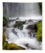 Misty Waters Fleece Blanket