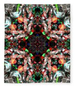 Mix Edit Fleece Blanket