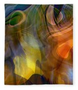 Mixed Emotions Fleece Blanket