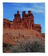 Moab Fleece Blanket