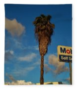 Mobil Self Serve Fleece Blanket