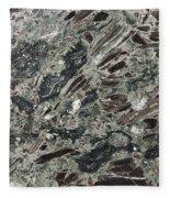 Mobkai Granite Fleece Blanket