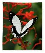 Mocker Swallowtail Fleece Blanket