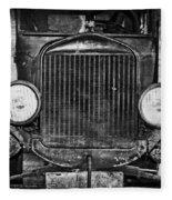 Model T 1924 Fleece Blanket