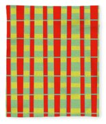 Modern Art 25 Fleece Blanket