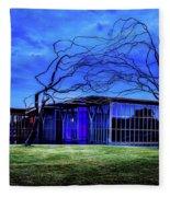 Modern Art Museum Of Fort Worth Fleece Blanket