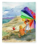 Moments To Remember Fleece Blanket
