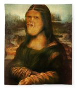 Mona Rilla Fleece Blanket